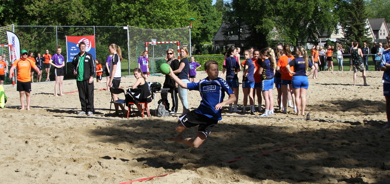 Intersport Jonker Achilles Beach Shoot Out Hutspot Toernooi 2015