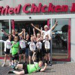 Kampioen E1 bij Jeugdsponsor KFC