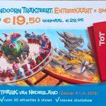 Avonturenpark Hellendoorn trakteert