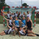 Beachoverwinning dames C1