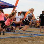 Goede Resultaten Achilles op NK Beach
