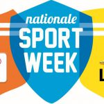 Nationale Sportweek  11 en 12 september