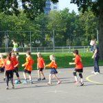 Schoolhandbal 2017