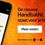 Nieuwe HandbalNL app gelanceerd!