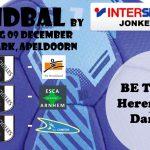 Wedstrijdprogramma 9 en 10 december