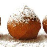Heerlijke oliebollen en appelbeignets