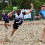NK kwalificatie beachtoernooi AHV Achilles 2018