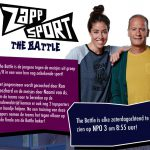 Opnames Zappsport the battle op Beachvelden Achilles